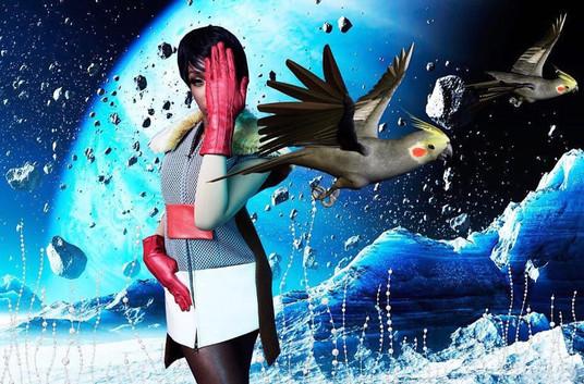 Sasha Samsonova collaboration