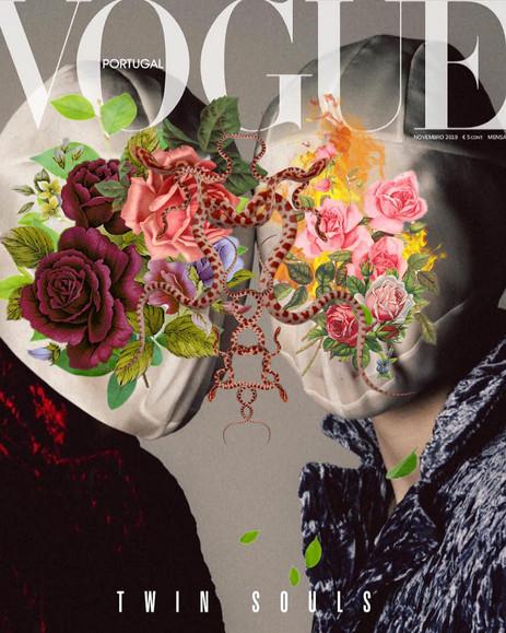 Vogue Portugal (cover concept)