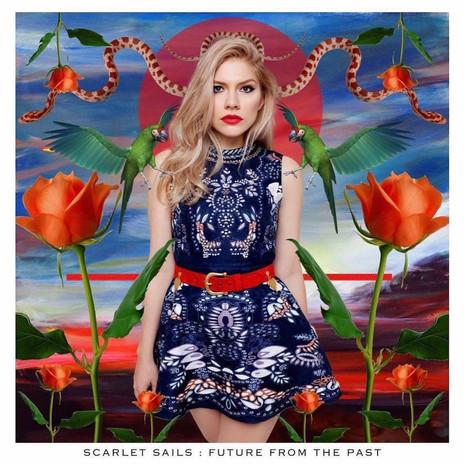 Scarlet Sails album's cover