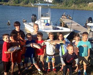 St. George Island Fishing Charter