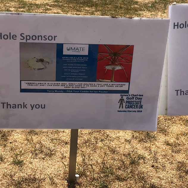 Hole Sponsorship