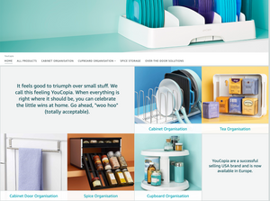 CACEnterprise Launch YouCopia Storefront on Amazon