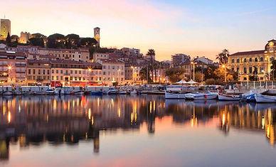 Le suquet - Vieux port Cannes