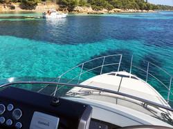 Vue du Yacht