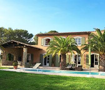 Location Villa de Luxe Cannes
