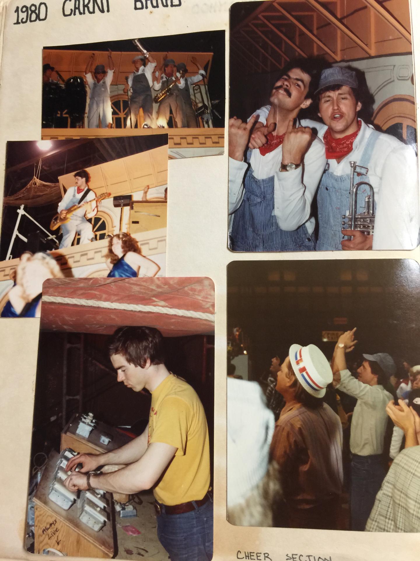Campus Carni 1980