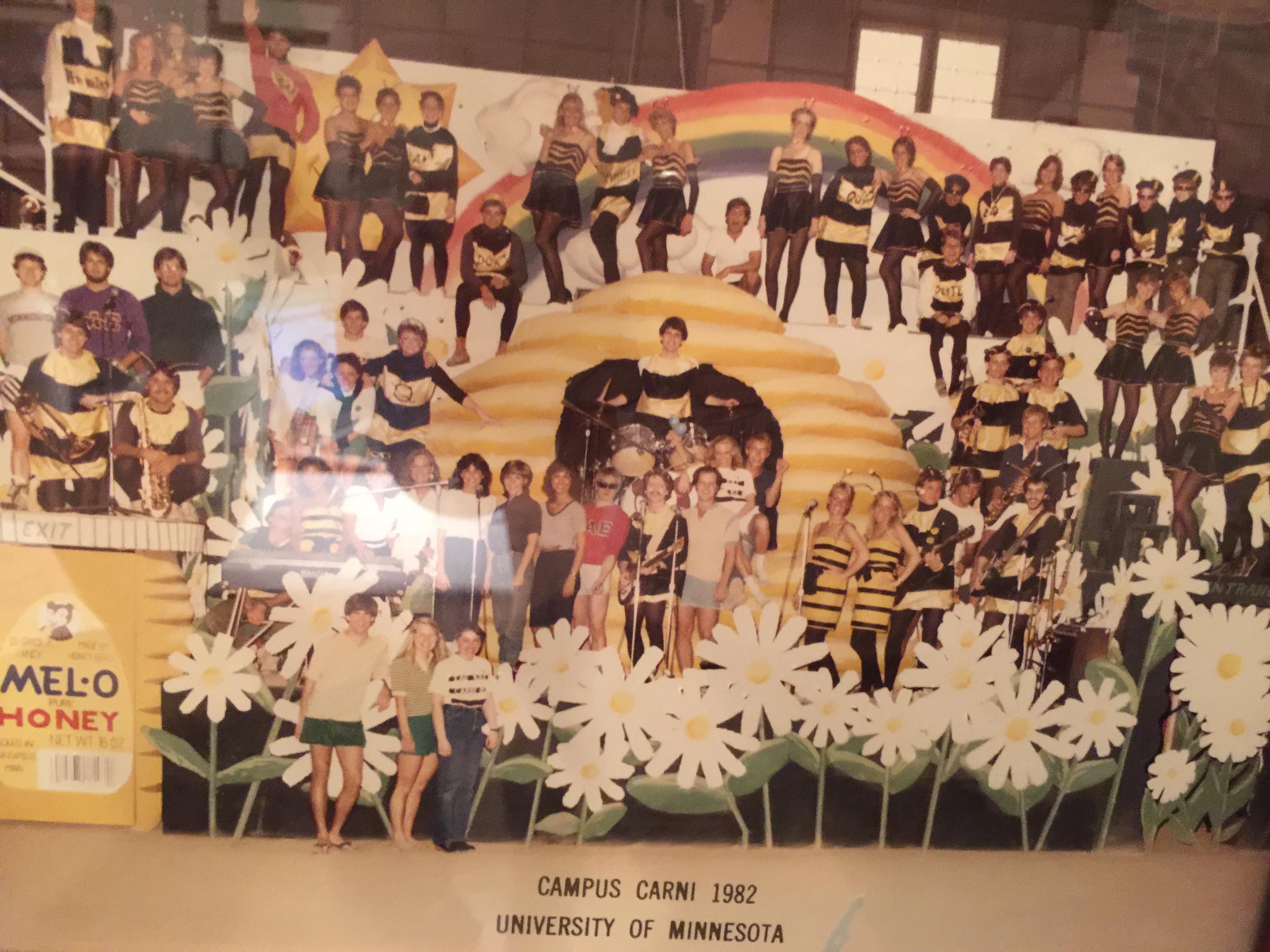 Campus Carni 1982