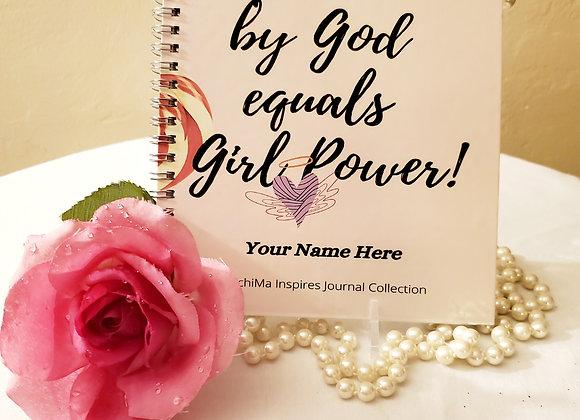 Girl Power Journal or Planner ($15 /$17)