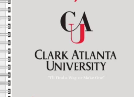 Clark ATL Uni Journal/Planner ($15/$17)