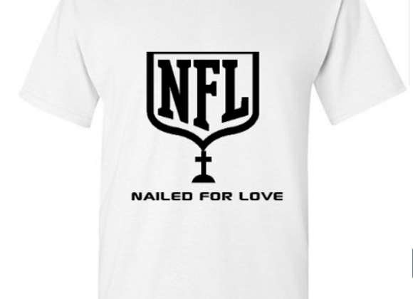 Nailed For Love T-Shirt