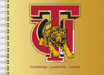 Tuskegee Uni Journal/Planner ($15/$17)