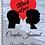 Thumbnail: Couples Black Love Sand & Sea Journal or Planner ($15 /$17)