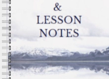 Sermon and Lesson Notes