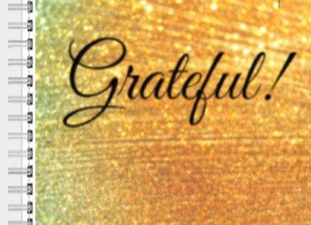 Grateful Journal or Planner ($15 /$17)
