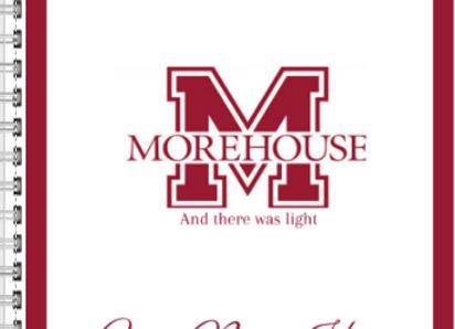 Morehouse Journal/Planner ($15/$17)