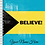 Thumbnail: Believe Bahamas Journal or Planner ($15 /$17)