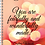 Thumbnail: Shine Pink and Red Journal or Planner ($15 /$17)