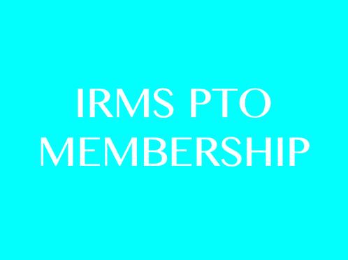 IRMS PTO Membership