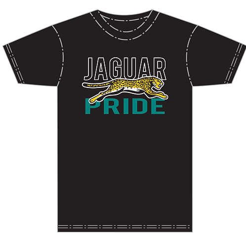 Black Spirit Shirt - full Jaguar