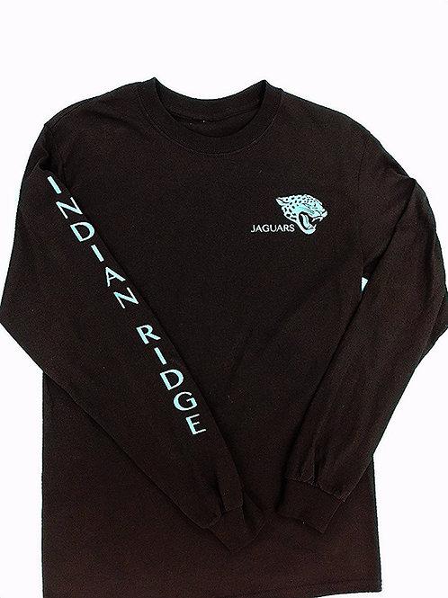 Black Long-Sleeve T-Shirt