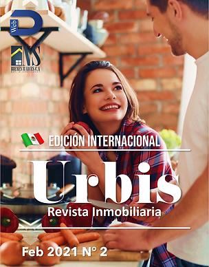 URBIS Edición No. 2 Feb 2021