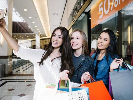 Los centros comerciales, un punto de encuentro.