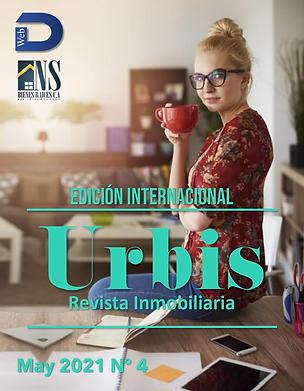 URBIS Edición No. 4 Julio 2021