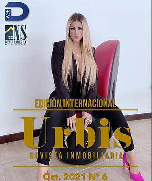 URBIS Edición No. 6 Octubre 2021