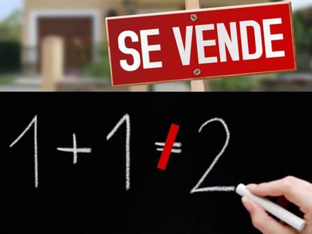 En el negocio inmobiliario, a veces la ecuación no es perfecta.