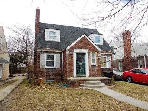 Casa venta Detroit 98,75 Mt2