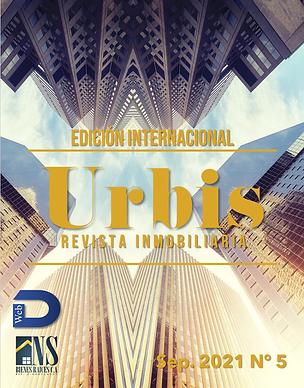 URBIS Edición No. 5 Septiembre 2021