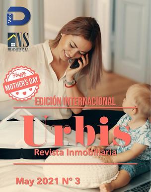 URBIS Edición No. 3 Mayo 2021