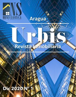 URBIS Edición No. 1 Dic 2020
