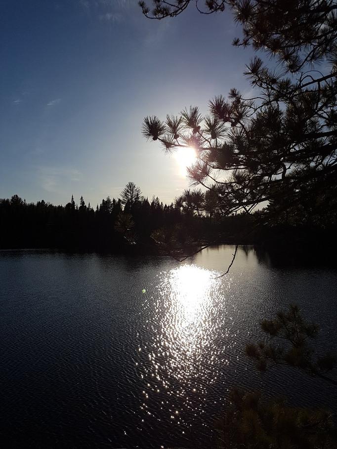 Pinetree Lake APP May 12-14
