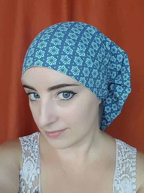 Summer snowflakes headband