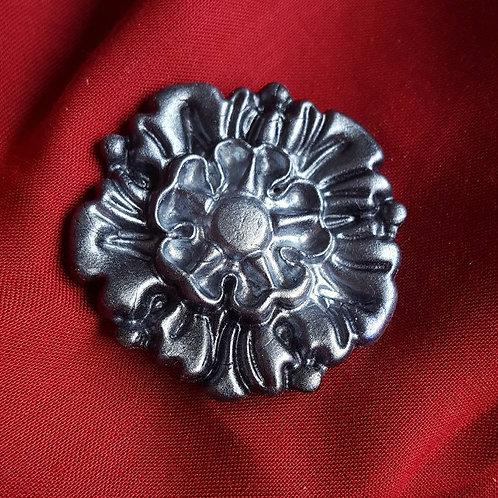 Antique Rose pin