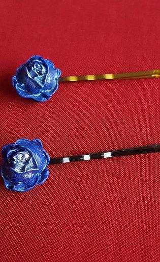 Rose bobby pin