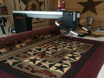 Blue Star Quilting