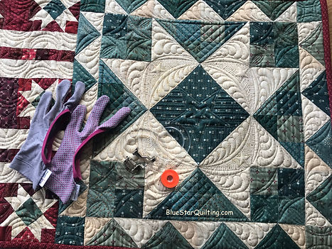 Blue Star Quilting Classes