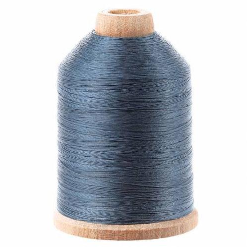 YLI Quilting main 1000 yards Grey Blue