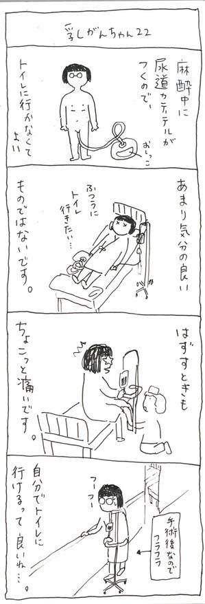 乳がんちゃん22