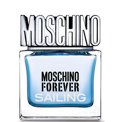 Moschino   Forever Sailling   E.D.T   100ml   בושם לגבר   טסטר