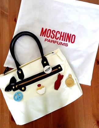 Moschino תיק צד גדול מבית