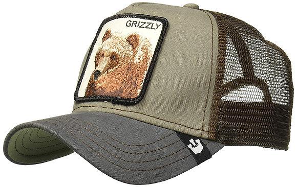 Goorin Bros | Grizzly | כובעי גורין | דב גריזלי