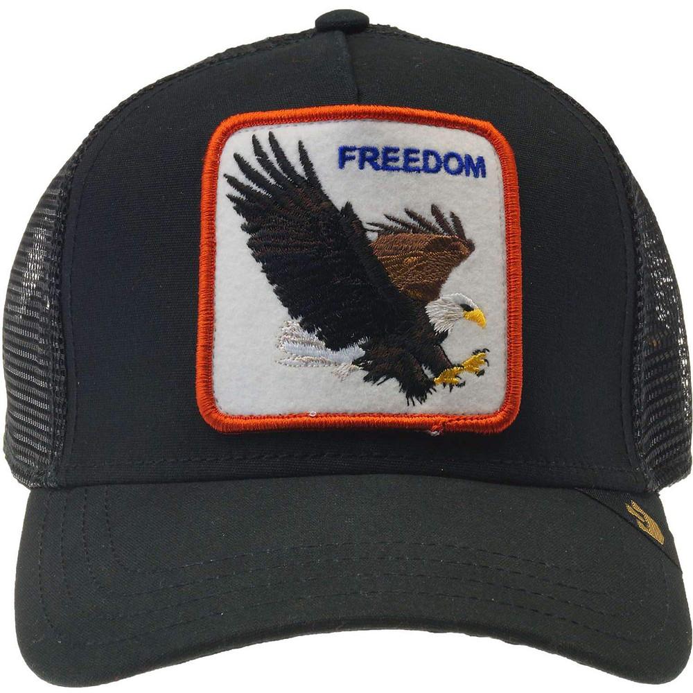 לחופש נולד - כובעים של גורין - נשר
