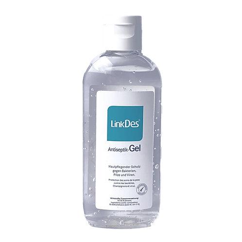 LinkDes® Antiseptik Gel, Desinfektionsgel für die Hände (50x 100 ml) B2B