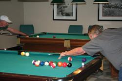 Shooting Pool