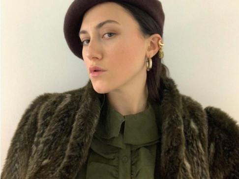 Shanahan Studio Session with Fashion Designer Federica Zangelmi