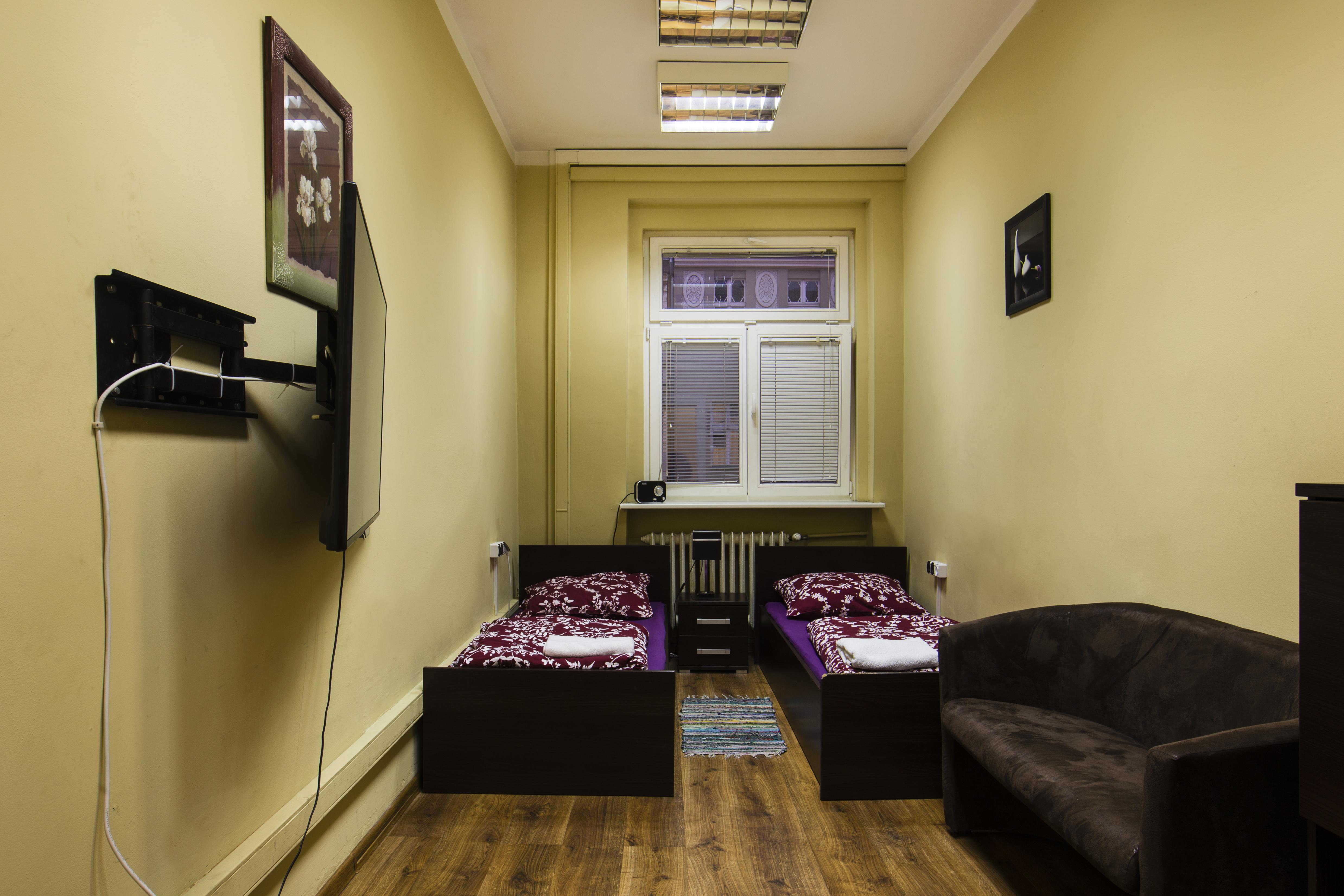 Pokój 2 osobowy z oddzielnymi łóżkam