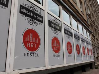 Noclegowa oferta współpracy z ART Hostelem